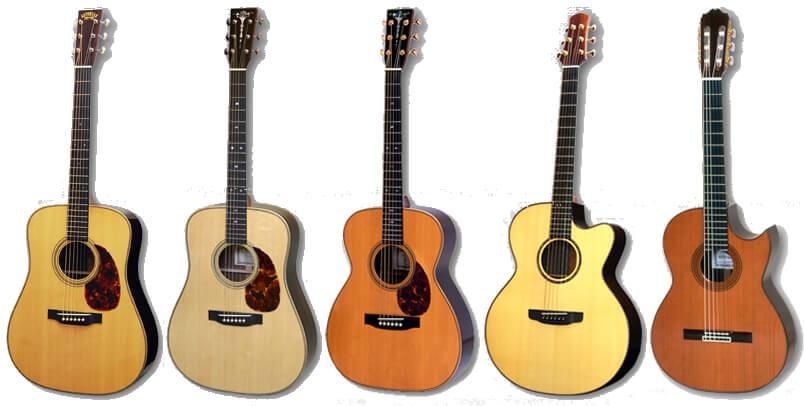 ASTURIAS(アストリアス)のアコースティックギター