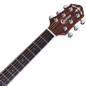 クラフター・ギターのヘッド部分