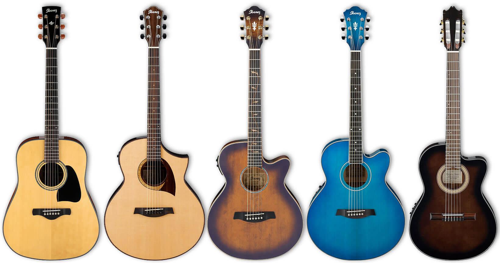 Ibanez(アイバニーズ)のアコースティックギター