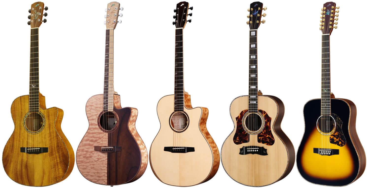 Morris(モーリス)のアコースティックギター