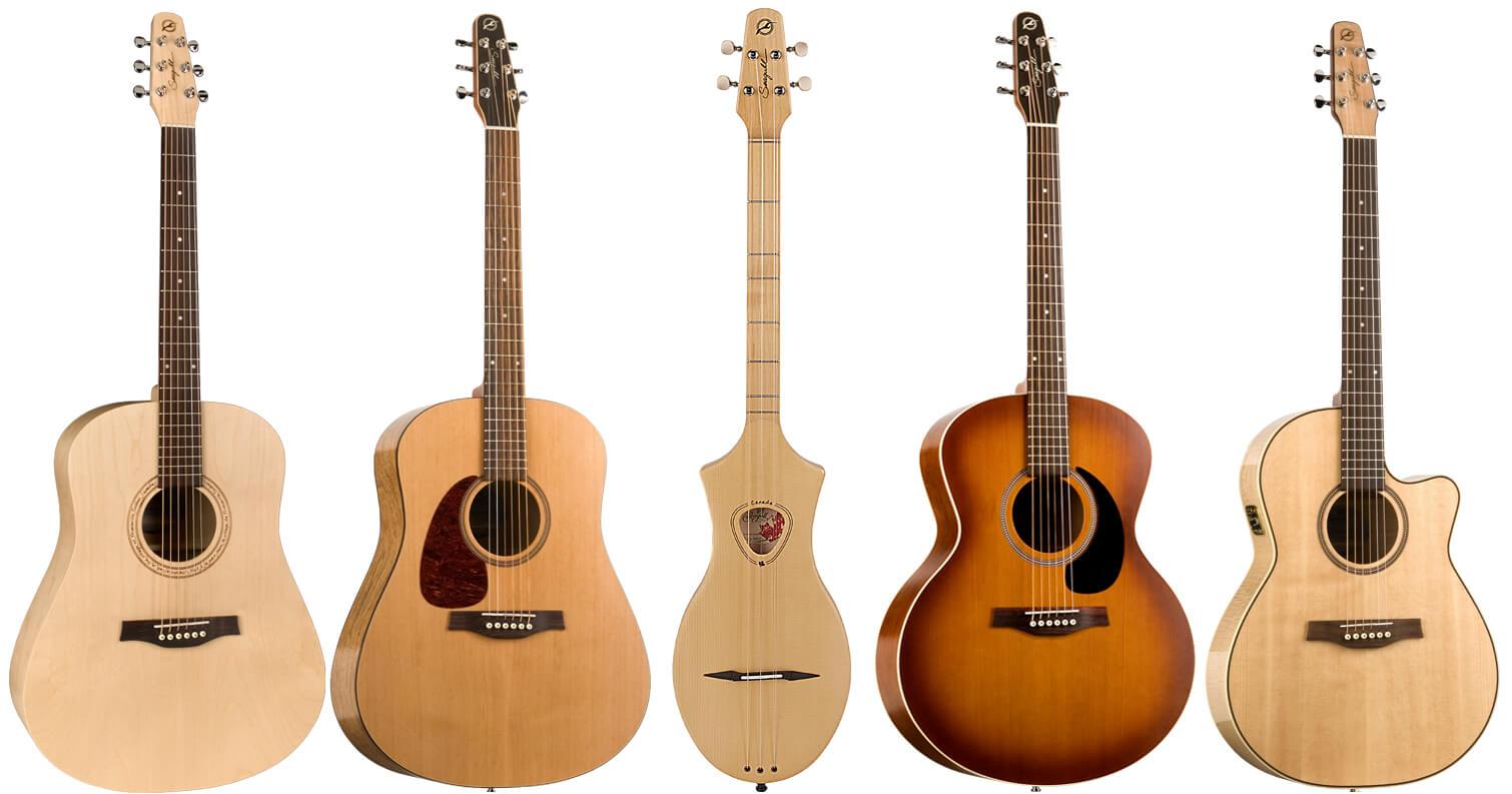 Seagull(シーガル)のアコースティックギター