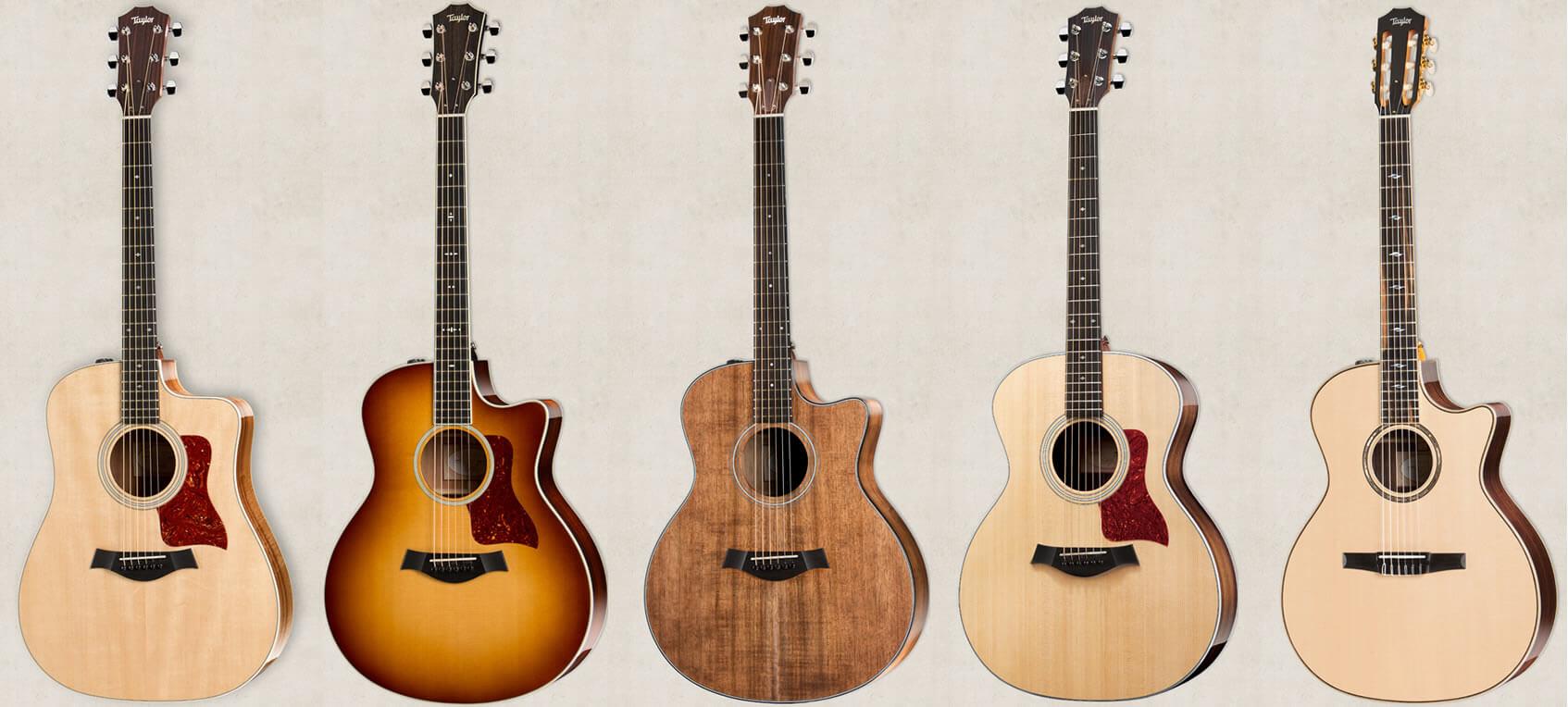 Taylor(テイラー)のアコースティックギター