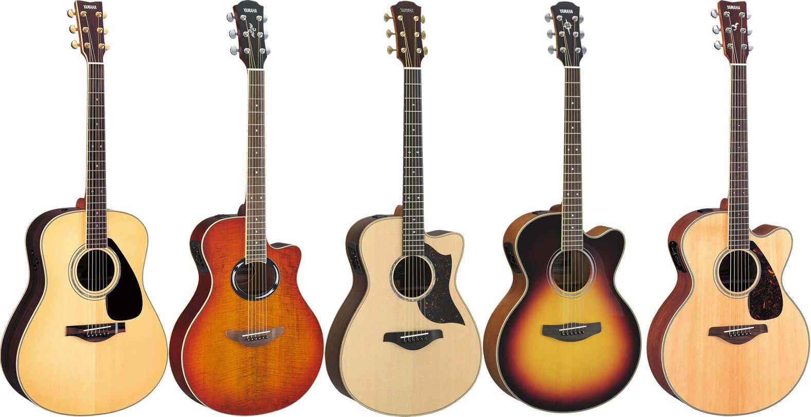 YAMAHA(ヤマハ)のアコースティックギター