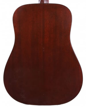 Solid Genuine Mahogany