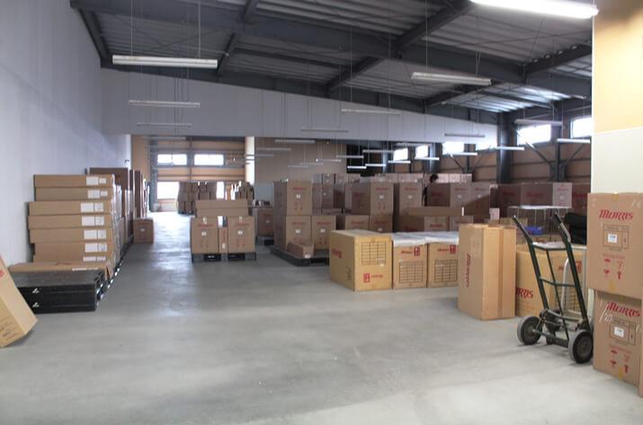 商品流通センター