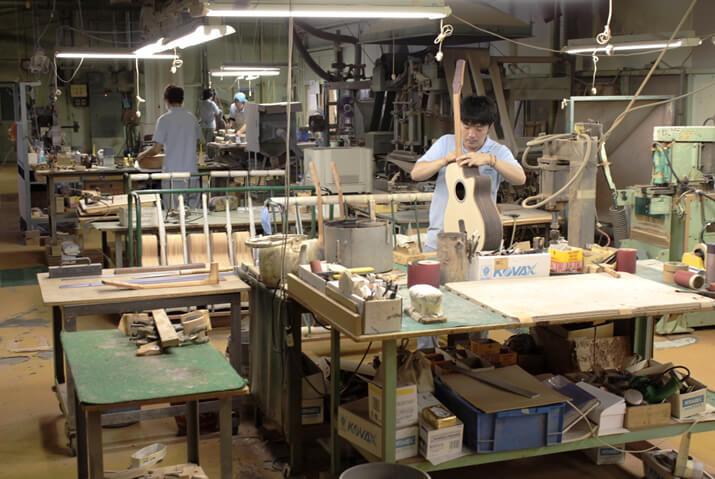 Morris工場3