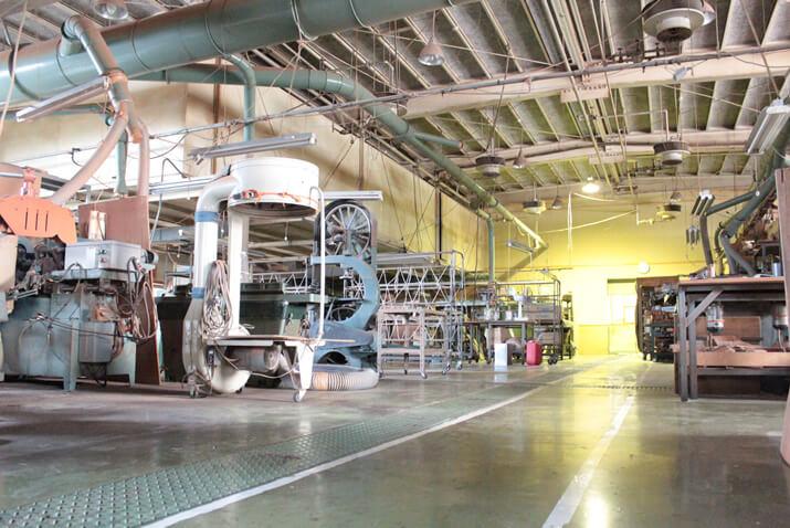 Morris工場