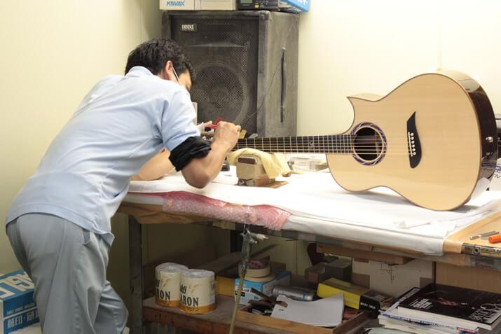 ギターパーツ類