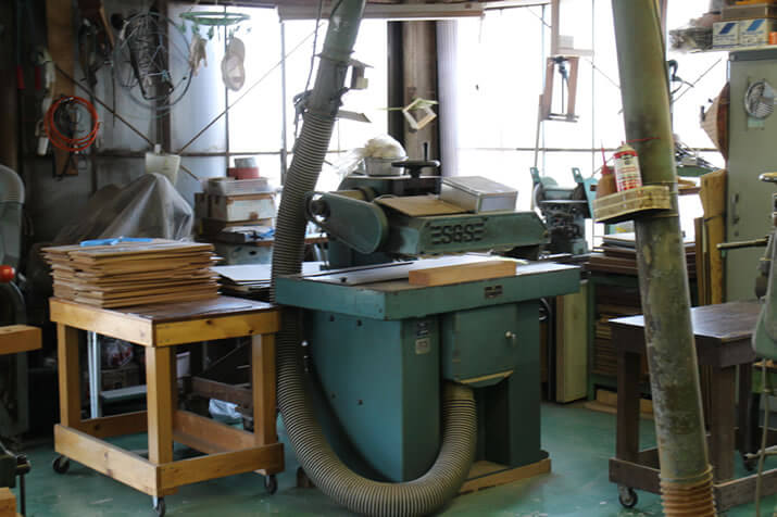 K.Yairi工場