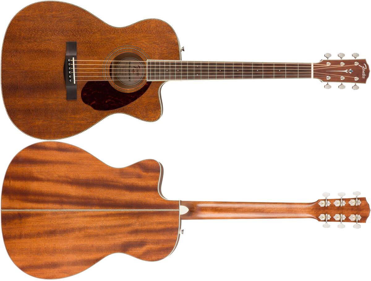 Fender PM-3 OOO Mahogany