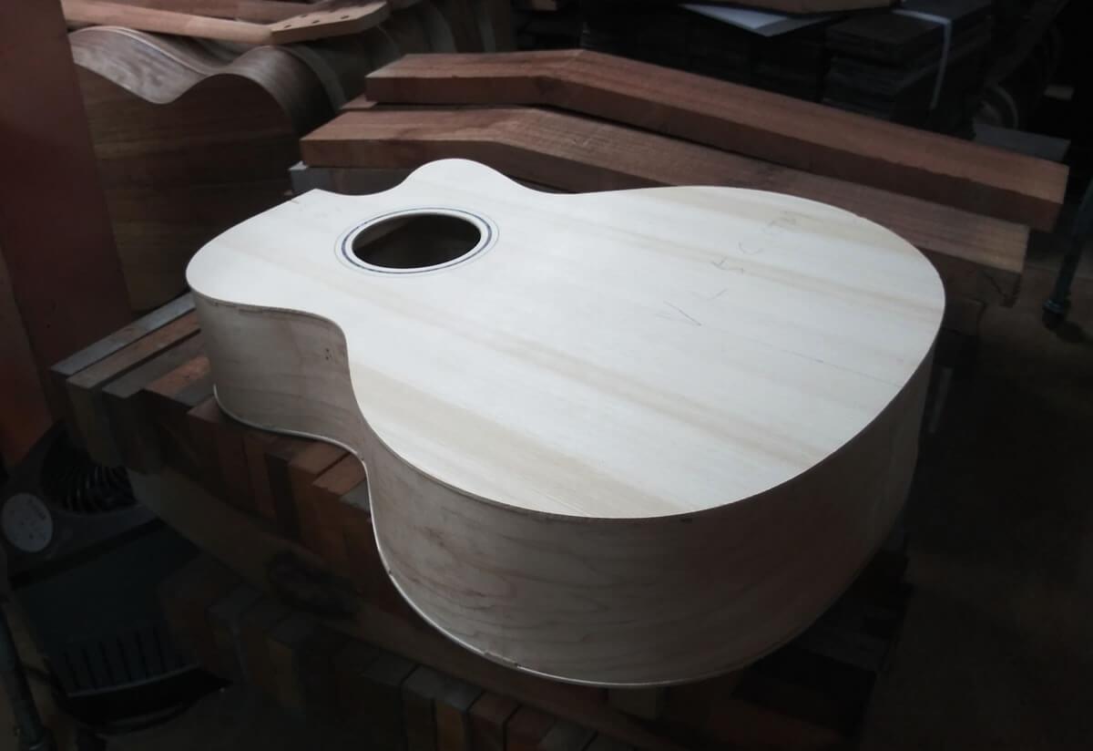 アコースティックギター・オーダーメイド